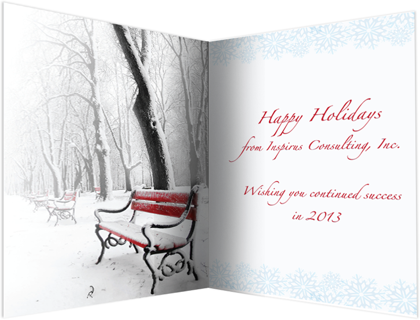 Lineberry Marketing Consultants offers custom-designed holiday cards ...: www.lineberrymarketing.com/blog/stand-out-from-the-crowd-by-sending...